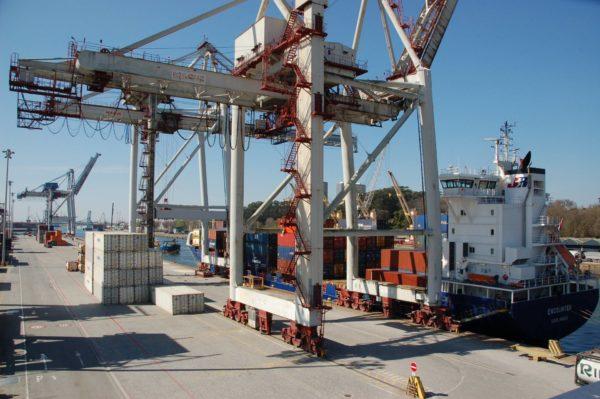 carga contenedores