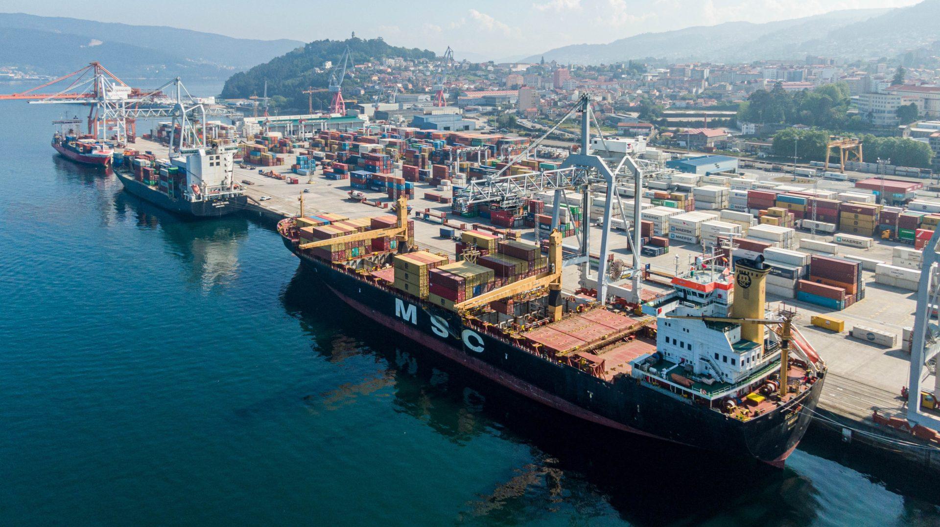 Puerto de Vigo Termavi